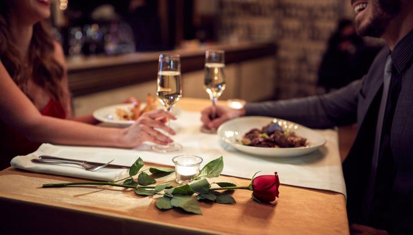 Restaurant amoureux