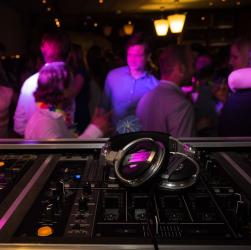 soirée personnelle avec DJ